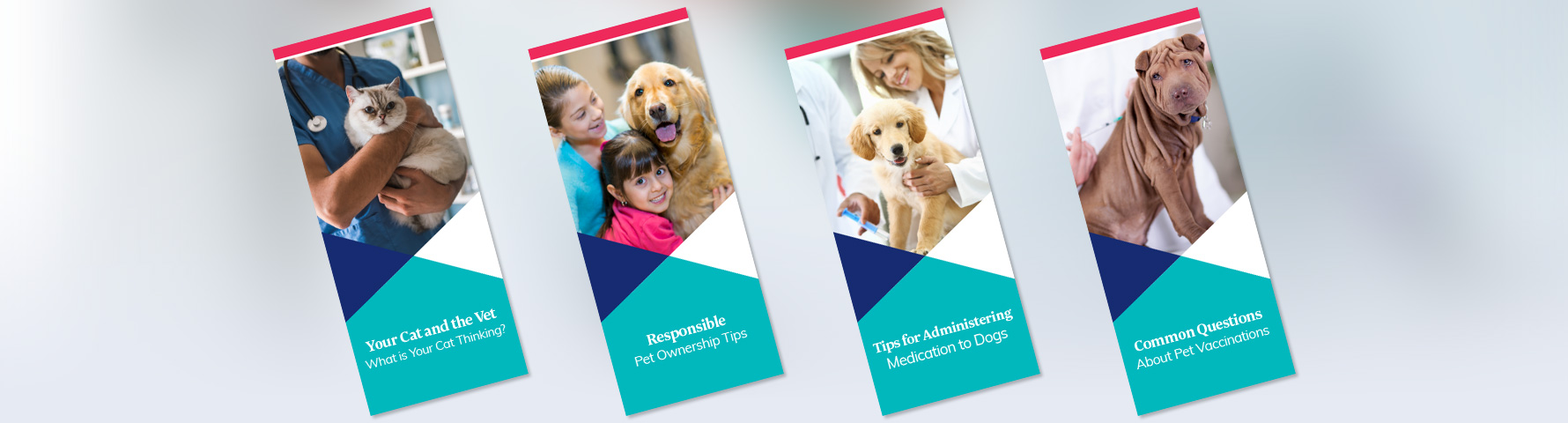 Order your brochures with or without personalization